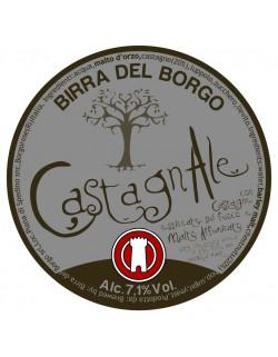 Fusto di birra CastagnAle lt 20