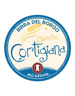 Fusto di birra Cortigiana Blanche lt 20