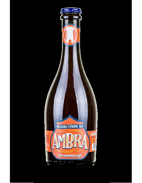 Bottiglia di birra Ambra lt 0,5