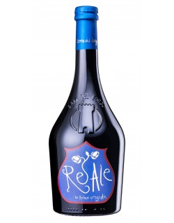 Bottiglia di birra ReAle lt 0,75
